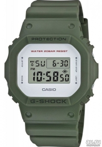 купить CASIO G-SHOCK DW-5600M-3E