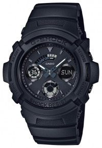 купить Casio G-shock AW-590BB-1A