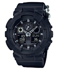купить Casio G-Shock GA-100BBN-1A