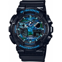 купить Casio g-shock GA-100CB-1A